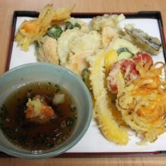 Shoujin-age (tempura z warzyw)