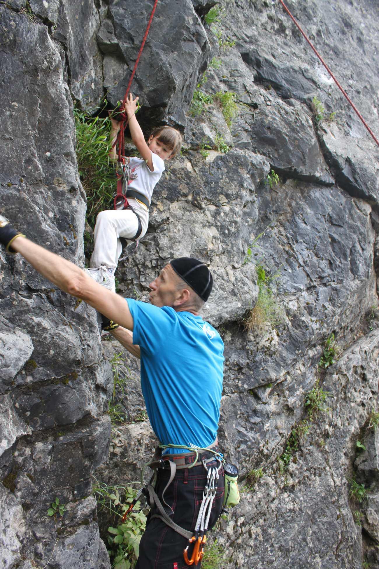 Kurs wspinaczki skałkowej