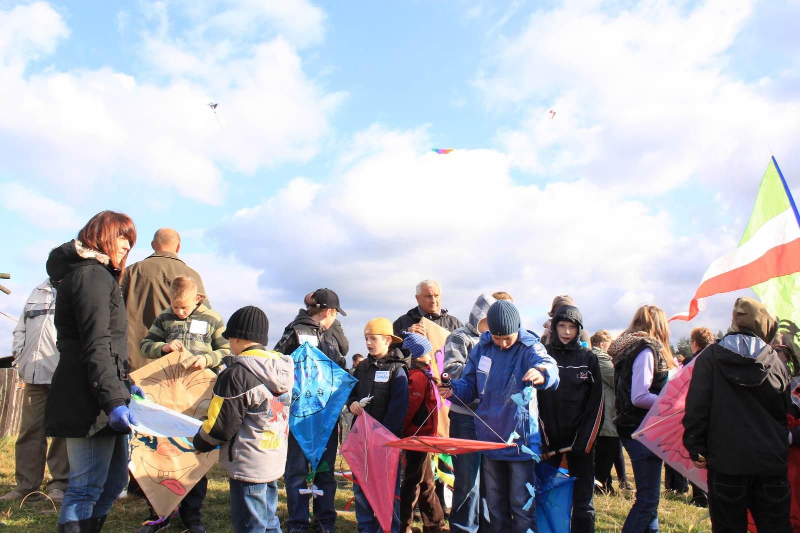 Piknik z latawcami