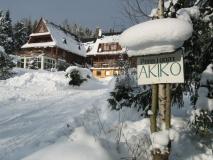 W zimowej oprawie