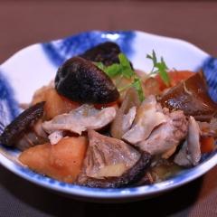 Nimono czyli gotowane warzywa